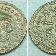 Monedas Imperio Romano: 086 A-INTERESANTE FOLLIS DE LICINIVS I--308-324 D.C.-ALEJANDRÍA--LOVI CONSERVATORI--IMPERIO ROMANO. Lote 56919114