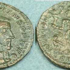 Monedas Imperio Romano: 554 B--INTERESANTE FOLLIS DE LICINIVS I--308-324 D.C.-ALEJANDRÍA-IMPERIO ROMANO. Lote 56919357