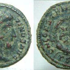 Monedas Imperio Romano: MONEDA ROMANA FOLLIS DEL EMPERADOR CONSTANTINO MAGNO BUEN RELIEVE. Lote 215310015