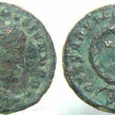 Monedas Imperio Romano: MONEDA ROMANA FOLLIS DEL EMPERADOR CONSTANTINO MAGNO. Lote 58013720