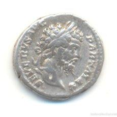 Monedas Imperio Romano: FC- DENARIO DE SEPTIMIO SEVERO CON EL TITULO DE PHARTICO (193-211 D.C.) . Lote 58609866