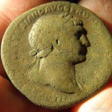 Monedas Imperio Romano: SEXTERCIO DE TRAJANO. Lote 58886146