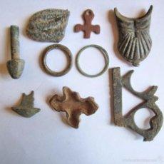Monedas Imperio Romano: LOTE DE PEZAS IBERICO-ROMANAS . Lote 60276051