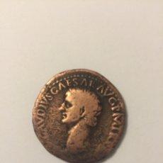 Monedas Imperio Romano: MONEDA ANTIGUA ROMANA. AS CLAUDIO. Lote 62703092