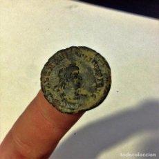 Monedas Imperio Romano: MONEDA ROMANA COBRE BAJO IMPERIO . Lote 63144984