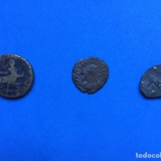 Monedas Imperio Romano: LOTE MONEDAS ROMANAS. Lote 64165319