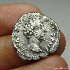Monedas Imperio Romano: DENARIO DE PLATA. MARCO AURELIO. TRPOTXIIIICOSII. Lote 65755234