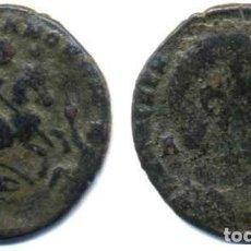Monedas Imperio Romano: CONSTANCIO II, 24 M/M REVERSO EMPERADR A CABALLO, ESCASA. Lote 67194413