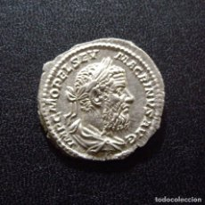 Monedas Imperio Romano: DENARIO DE MACRINO - 217/218 - IMPECABLE SIN CIRCULAR. Lote 67312957