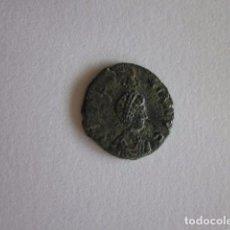 Monedas Imperio Romano: 1/2 CENTENIONAL DE AELIA EUDOXIA. RARO.. Lote 71069453