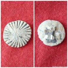 Monedas Imperio Romano: BOTÓN ROMANO DE HUESO. Lote 78790431
