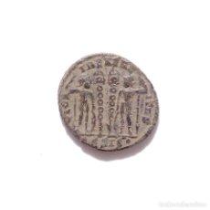 Monedas Imperio Romano: MONEDA ROMANA COBRE BAJO IMPERIO CONSTANTINO. Lote 127136855