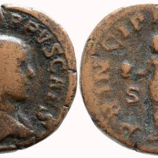 Monedas Imperio Romano: FILIPO II SESTERCIO. Lote 80742066