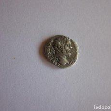 Monedas Imperio Romano: DENARIO DE SEPTIMIO SEVERO. PLATA.. Lote 81630376