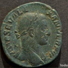 Monedas Imperio Romano: EXCELENTE SESTERCIO DE ALEJANDRO SEVERO ROMA. Lote 83330380