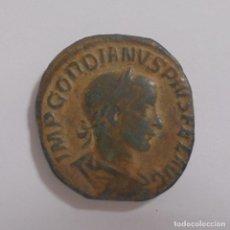 Monedas Imperio Romano: MONEDA. SESTERCIO GORDIANO TERCERO. VER FOTOS. Lote 90408674