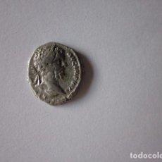Monedas Imperio Romano: DENARIO DE SEPTIMIO SEVERO. LA FORTUNA SENTADA CON TIMÓN Y CORNUCOPIA. PLATA.. Lote 93361355