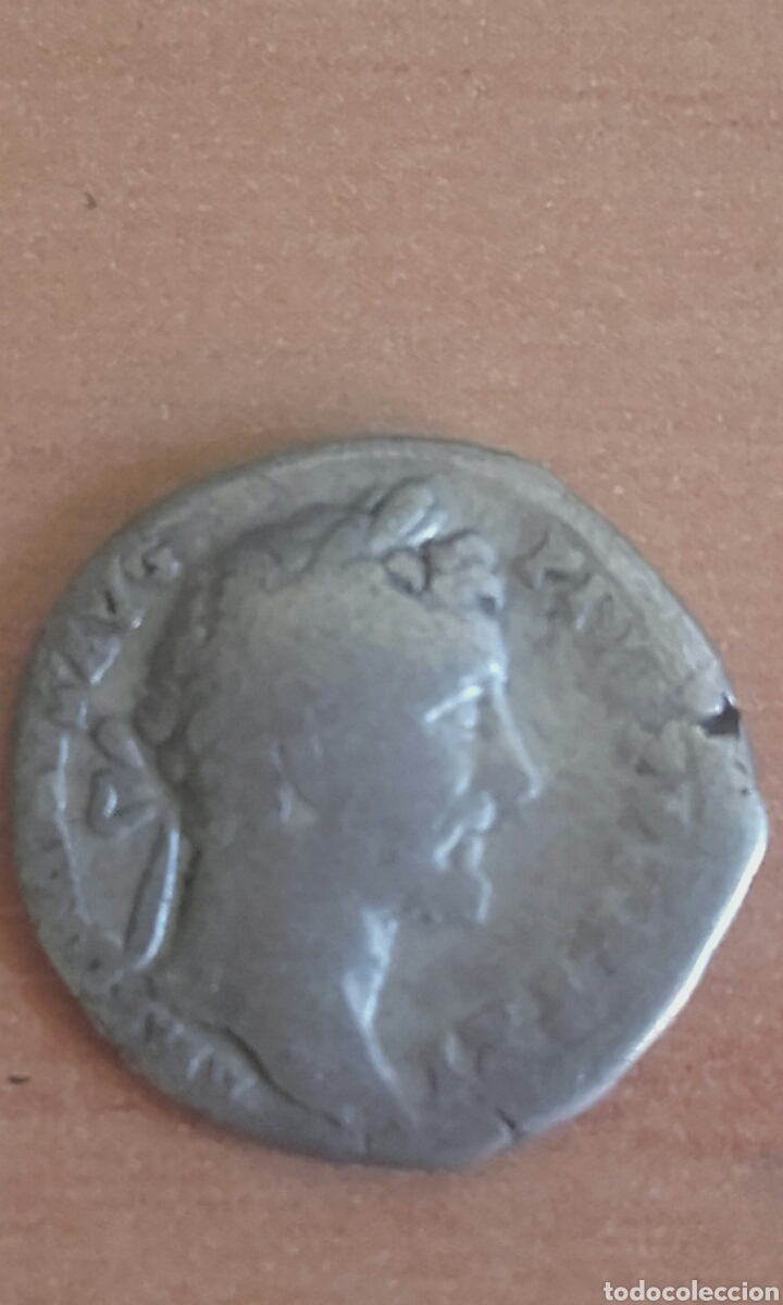 Monedas Imperio Romano: VER 81 - DENARIO ROMANO ANTONINO PIO DENARIO ANTONINO PIO MEDIDAS SOBRE 17 MILIMETROS PESO SOBRE - Foto 3 - 97708103