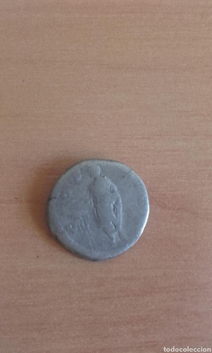 Monedas Imperio Romano: VER 81 - DENARIO ROMANO ANTONINO PIO DENARIO ANTONINO PIO MEDIDAS SOBRE 17 MILIMETROS PESO SOBRE - Foto 5 - 97708103