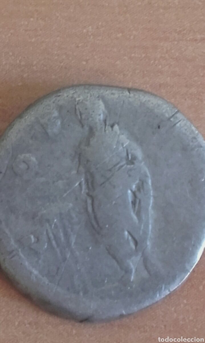 Monedas Imperio Romano: VER 81 - DENARIO ROMANO ANTONINO PIO DENARIO ANTONINO PIO MEDIDAS SOBRE 17 MILIMETROS PESO SOBRE - Foto 6 - 97708103