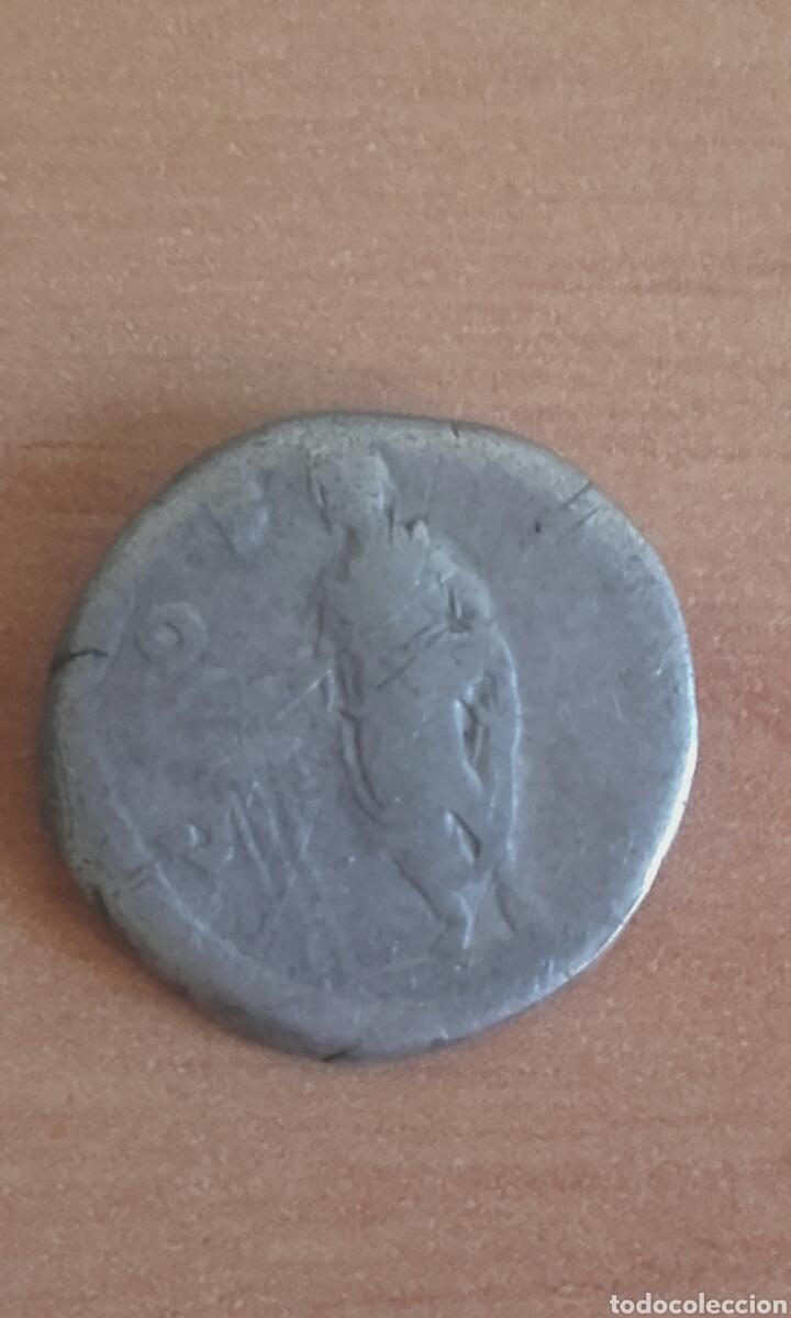 Monedas Imperio Romano: VER 81 - DENARIO ROMANO ANTONINO PIO DENARIO ANTONINO PIO MEDIDAS SOBRE 17 MILIMETROS PESO SOBRE - Foto 7 - 97708103