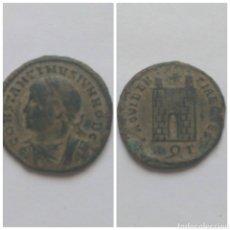 Monedas Imperio Romano: AE3 DE CONSTANTINO II IVNIOR TIPO PROVIDEN-TIAE CAESS. Lote 98399882