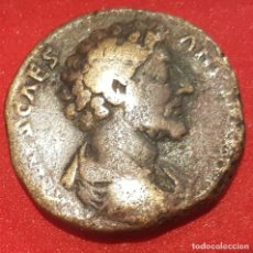 Monedas Imperio Romano: SESTERCIO DE MARCO AURELIO . Lote 98153923