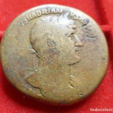 Monedas Imperio Romano: SESTERCIO ADRIANO. Lote 98154159