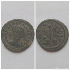 Monedas Imperio Romano: RARO DENARIO DE COBRE DE AURELIANO ¡¡ESCASA!!. Lote 98400319