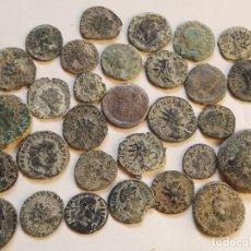 Monedas Imperio Romano: LOTE DE 30 MONEDAS ROMANAS. Lote 98586463