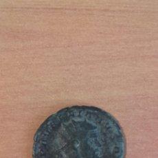 Monedas Imperio Romano: BRO 318 - MONEDA ROMANA MONEDA ROMANA IMPERIO ANVERSO EMPERADOR REVERSO FIGURAS ESTILIZADAS MED. Lote 98785271