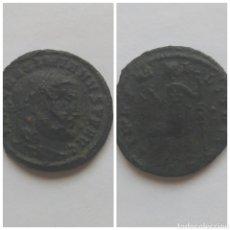 Monedas Imperio Romano: ¡¡RARO!! NUMMUS/ FOLLIS DE GALERIO MAXIMIANO. Lote 98791390