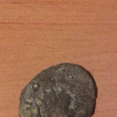 Monedas Imperio Romano: BRO 371 MONEDA ROMANA IMPERIO ANVERSO EMPERADOR CORONADO REVERSO FIGURA ESTILIZADA. Lote 99094843