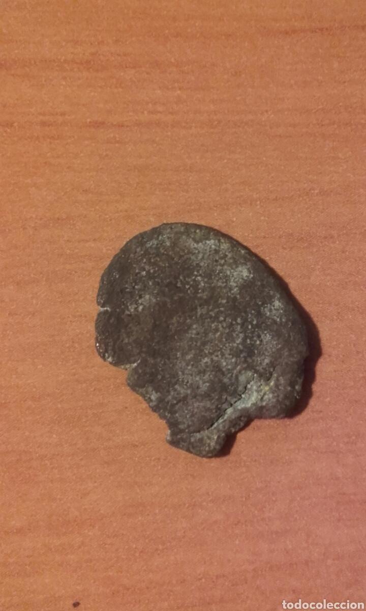Monedas Imperio Romano: BRO 371 MONEDA ROMANA IMPERIO ANVERSO EMPERADOR CORONADO REVERSO FIGURA ESTILIZADA - Foto 3 - 99094843