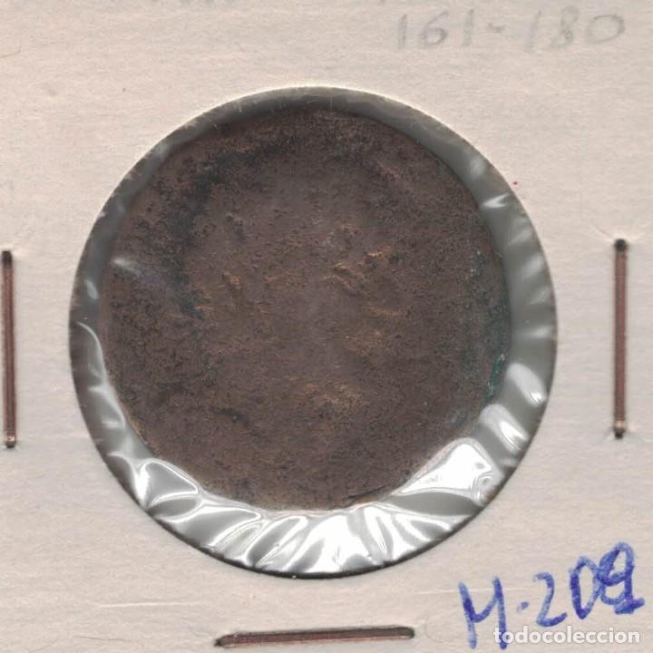 AS O DUPONDIO DE MARCO AURELIO M209 (Numismática - Periodo Antiguo - Roma Imperio)