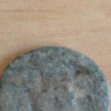 Monedas Imperio Romano: BRO 445 - MONEDA ROMANA IMPERIO ANVERSO EMPERADOR - REVERSO FIGURAS ESTILIZADA MEDIDAS SOBRE 25 M. Lote 99875063