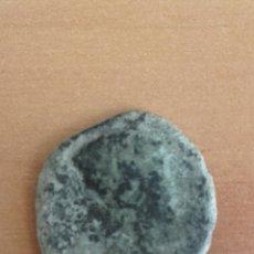 Monedas Imperio Romano: BRO 448 - MONEDA ROMANA IMPERIO ANVERSO EMPERADOR - REVERSO FIGURAS ESTILIZADA MEDIDAS SOBRE 25 M. Lote 99875299