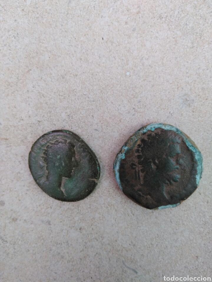 MONEDAS ROMANAS. MARCO AURELIO SESTERCIO (Numismática - Periodo Antiguo - Roma Imperio)