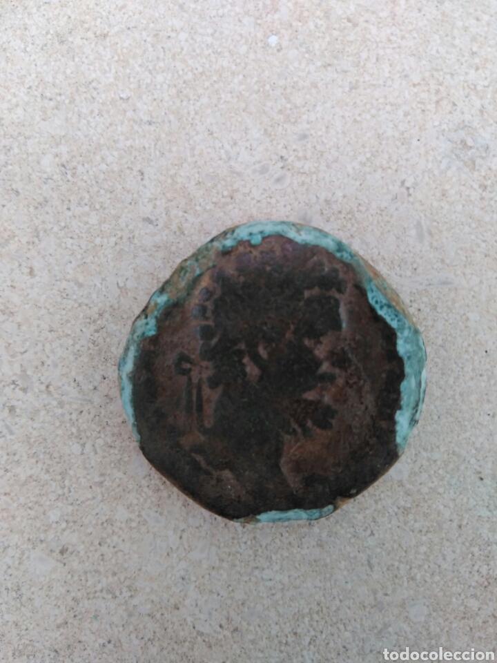Monedas Imperio Romano: Monedas romanas. Marco Aurelio sestercio - Foto 3 - 100200996