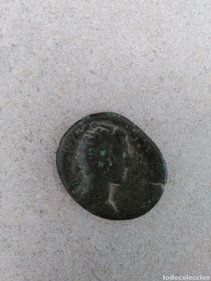 Monedas Imperio Romano: Monedas romanas. Marco Aurelio sestercio - Foto 4 - 100200996
