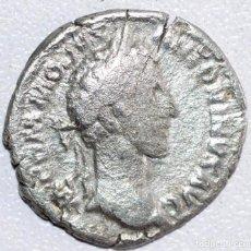 Monedas Imperio Romano: 121--INTERESANTE DENARIO EN PLATA DEL EMPERADOR COMODO--177-192 D.C.-EXCELENTE. Lote 101150851