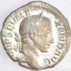 Monedas Imperio Romano: 230--INTERESANTE DENARIO EN PLATA DE ALEXANDER SEVERUS--222-235 D.C.-EXCELENTE. Lote 101151515