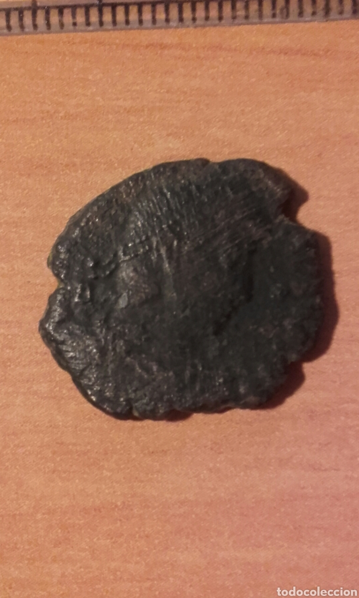 Monedas Imperio Romano: MON 1071 MONEDA ROMANA IMPERIO BUENOS DETALLES MEDIDA SOBRE 20 MILIMETROS ANVERSO EMPERADOR REV - Foto 2 - 102017567