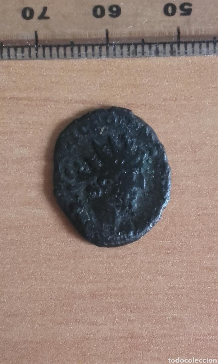 MON 1075 MONEDA ROMANA IMPERIO BUENOS DETALLES MEDIDA SOBRE 20 MILIMETROS ANVERSO EMPERADOR REV (Numismática - Periodo Antiguo - Roma Imperio)