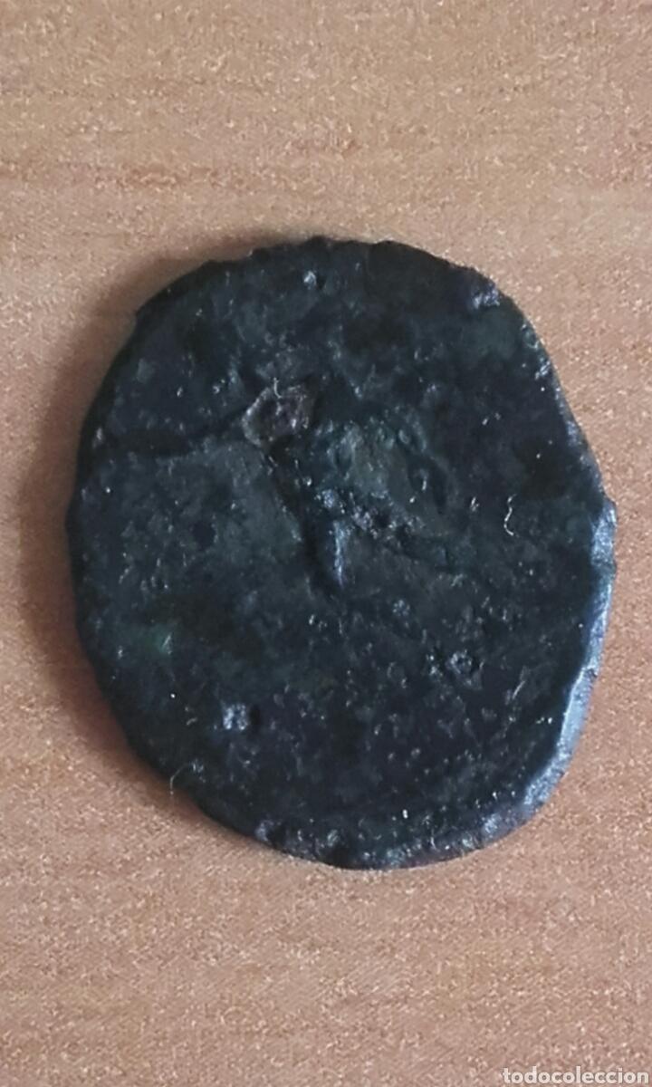 Monedas Imperio Romano: MON 1075 MONEDA ROMANA IMPERIO BUENOS DETALLES MEDIDA SOBRE 20 MILIMETROS ANVERSO EMPERADOR REV - Foto 5 - 102170243