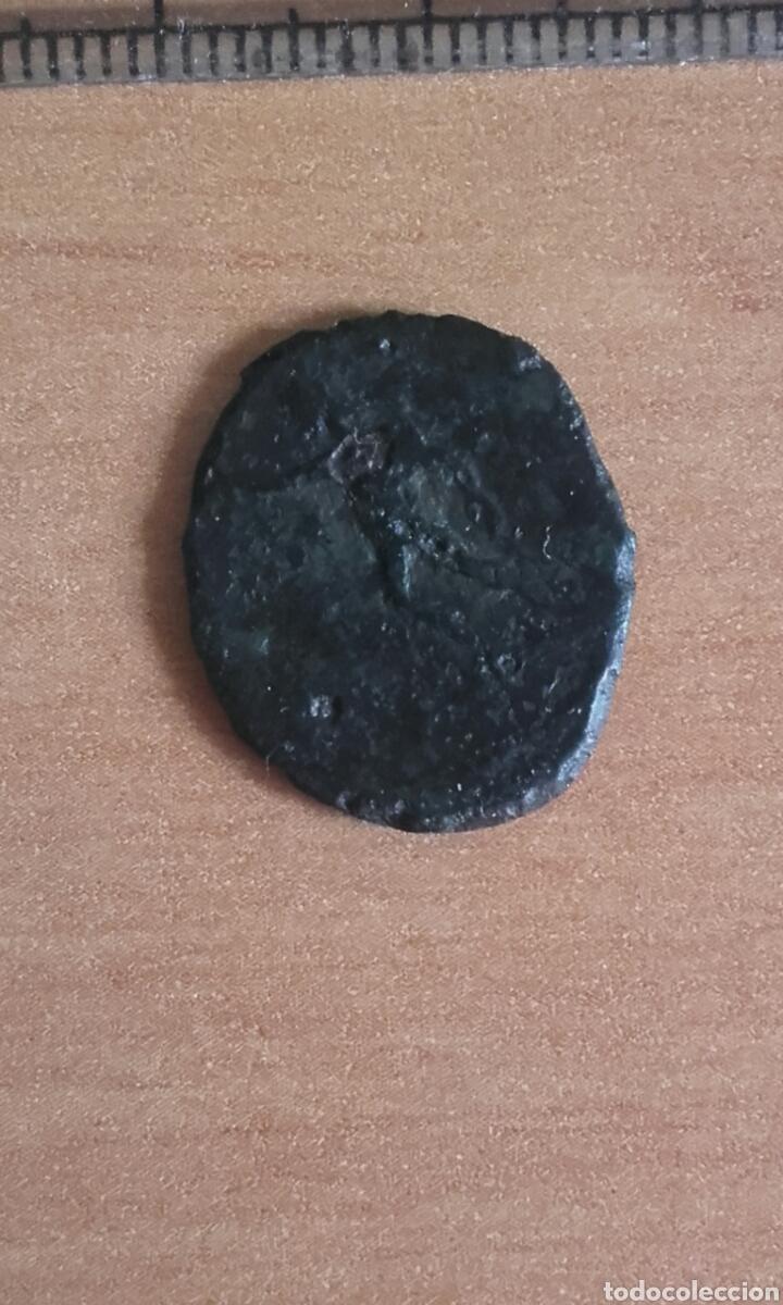 Monedas Imperio Romano: MON 1075 MONEDA ROMANA IMPERIO BUENOS DETALLES MEDIDA SOBRE 20 MILIMETROS ANVERSO EMPERADOR REV - Foto 6 - 102170243