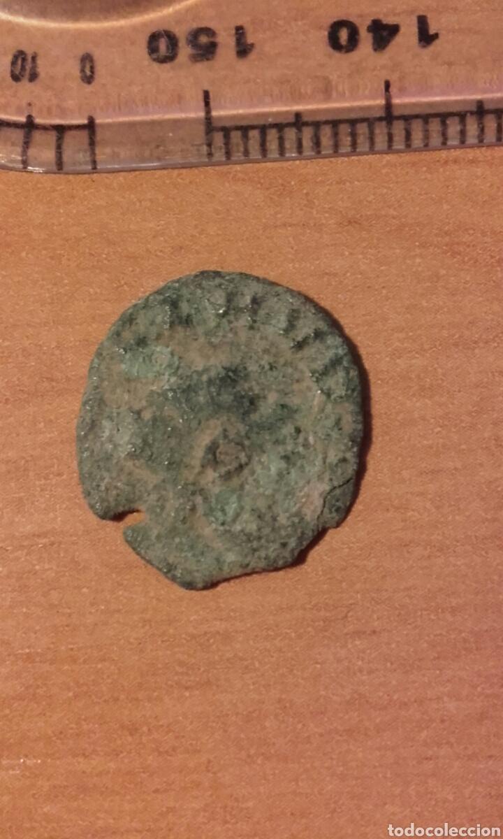 Monedas Imperio Romano: moneda 1308 - MONEDA ROMANA BAJO IMPERIO - Foto 2 - 105130759