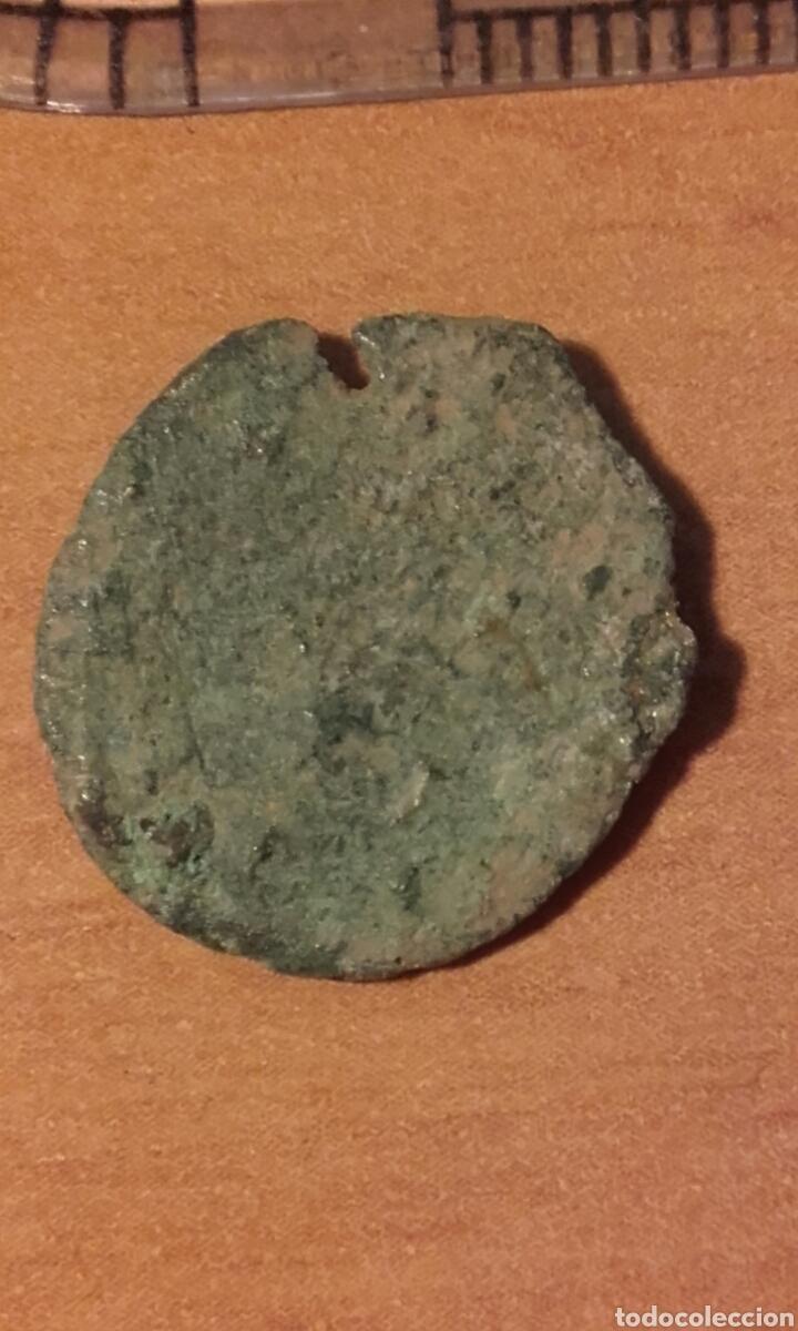 Monedas Imperio Romano: moneda 1308 - MONEDA ROMANA BAJO IMPERIO - Foto 3 - 105130759
