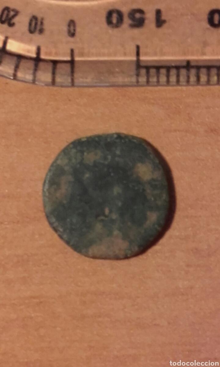 Monedas Imperio Romano: moneda 1309 - MONEDA ROMANA BAJO IMPERIO - Foto 4 - 105130767