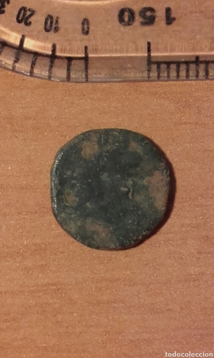 Monedas Imperio Romano: moneda 1309 - MONEDA ROMANA BAJO IMPERIO - Foto 5 - 105130767